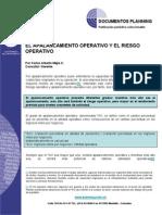 Apalancamiento Operativo y Riesgo