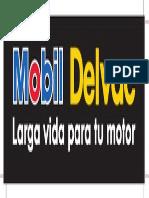 Sticker Mobil Delvac