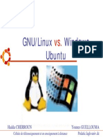 Formation Linux Ubuntu