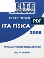 ELITE Resolve Fisica ITA 2008
