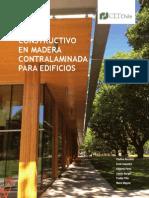 Sistema Constructivo en Madera Contralaminada Para Edificios
