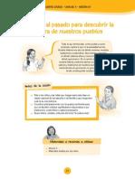 Documentos Primaria Sesiones Unidad04 CuartoGrado Integrados 4G-U4-Sesion01