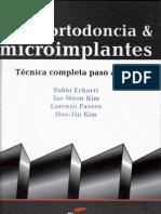 Ortodoncia y Microimplantes ECHARRY-TAE WEON I