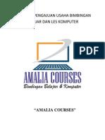Proposal Bimbel Komputer