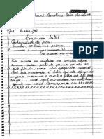 Texto Infantil 2 Para Análise Referente Ao Quinto Trabalho de Acompanhamento