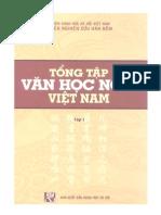 Tong Tap Van Hoc Nom - Tho Nom Han Luat 1