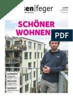 Schöner Wohnen?! Ausgabe 10/2015