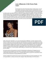 """""""Simbolo Della Toscana Affiancato A Siti Porno Pada Prostituzione Per Trans"""""""