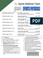 2015 physical flyer pdf 2