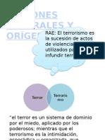 Introducción al terrorismo