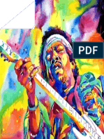 Jimi Hendrix Electric