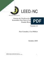 Manual certificacion Leed 2 2 Esp 01.