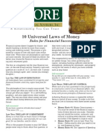 CFP - Universal Laws of Money