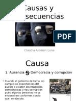 Causas y Consecuencias del Terrorismo