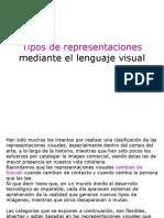 TIPOS DE REPRESENTACIONES VISUALES