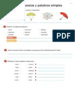 adjetivos compuestas