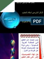 الإطار التاريخي لنظام التعليم في المملكة العربية السعودية