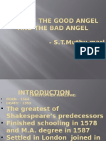 ROLE OF THE GOOD ANGEL AND THE BAD.pptx