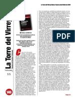 ANDRE BALDÓ, VENANCIO, Reseña Sobre Crítica de La Economía Política de M. Heinrich