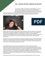 "Ecco Padania Trans"", Arianne Portale Leghista Di Annunci Transex"
