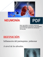 Neumonía PEDIATRIA