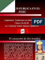 La Salud Publica en Peru Clase n01