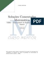 Matemática pra Vestibular