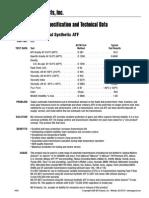 BG Universal Synthetic ATF