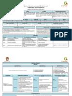 Formato Planeacion Didactica Por Cuadrantes Probabilidad y Estadistica Dinamica