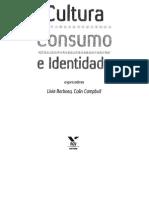 Cultura, consumo e identidade