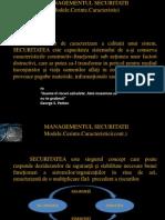 Vi - Managementul Securitatii -1