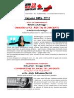 Roma - Teatro Dei Conciatori 2015