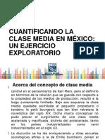 Cuantificando La Clase Media en México