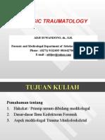 Aspek Medikolegal Traumatologi Forensik