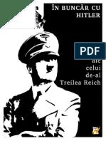 Joachim Fest - In Buncar Cu Hitler
