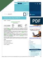 Concurso Aula Virtual CAPBA D7 __ CAPBA D7