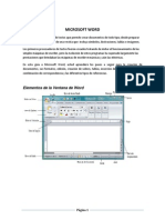 Tutorial para Microsoft Office Word 2013