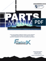 FusionX Parts Manual for Website