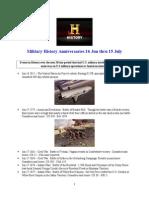 Military History Anniversaries 0616 Thru 071515