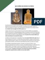 La Estatua de Buda Que Ocultaba Una Momia en Su Interior