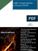 Barrick Memoria Anual 2014