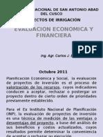 Impacto Ambiental y Evaluacion Economica - Financiera
