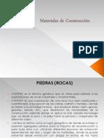 Materiales de Construccion aplicaciones