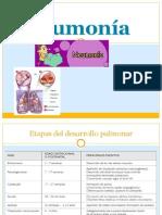 Neumonía Pediátrica