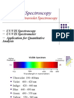 Visible and Ultraviolet Spectroscopy.ppt