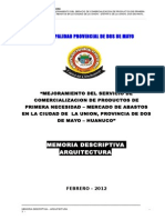 Md Arquitectura