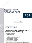 Redes II Tema 3dhcp