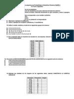 Guía de Estudio de La Asignatura de Probabilidad y Estadística Dinámica PARTE 1