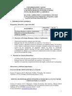 Convocatoria Maestrias 2015