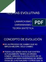 TEORIAS-EVOLUTIVAS
